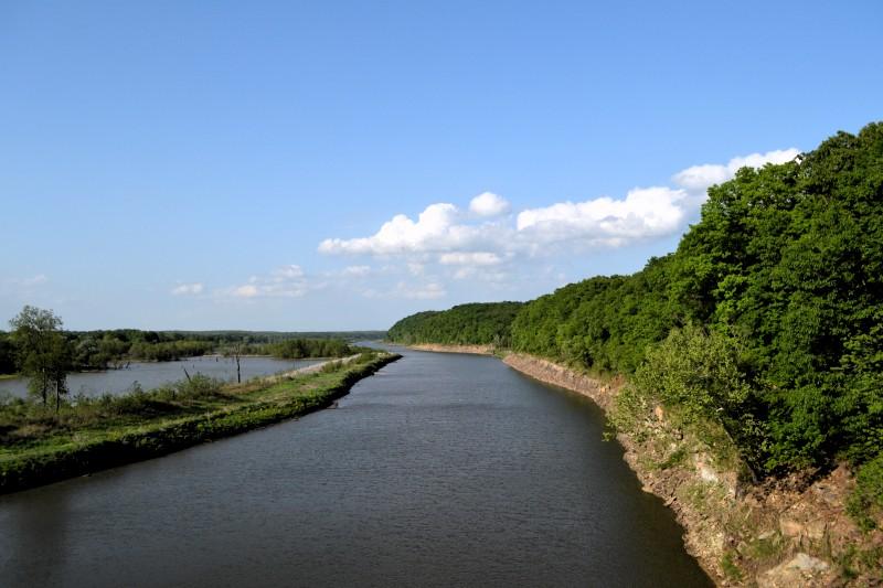 Osage River at Roscoe