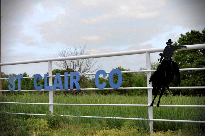 St. Clair COunty Saddle Club and Rodeo Grounds