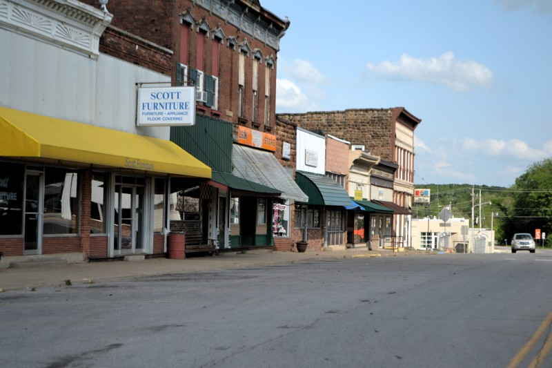 Downtown Osceola