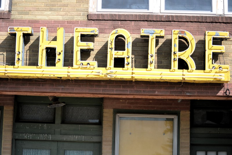 The old Civic Theatre