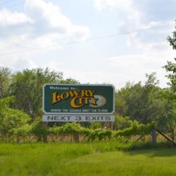Welcome to Lowry CIty