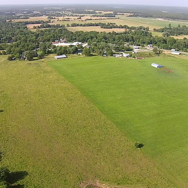 Aerial View of Vista, MO